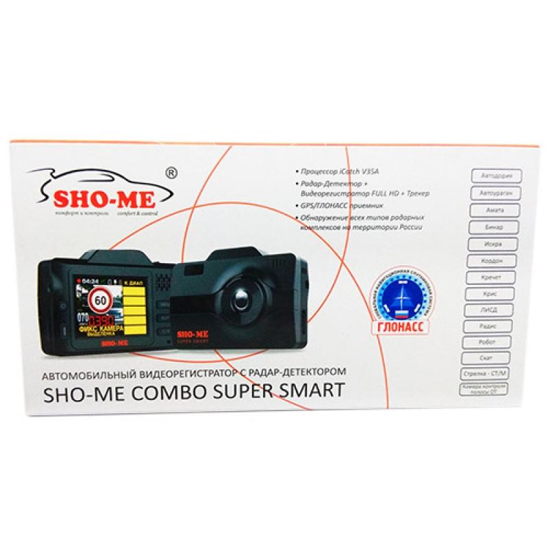 SHO-ME COMBO SUPER SMART