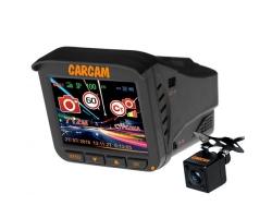 Комбо-устройство CarCam Combo 5S